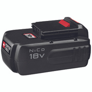 Porter Cable PC18B 18V Nicad 1.5Ah Battery (1 Battery)