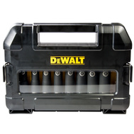 DeWalt DW22812 Socket Drive Set 10Pc 1/2In