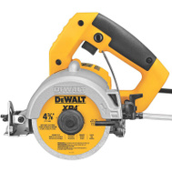 DeWalt DWC860W Saw Tile Wet/Dry 1Hp 4-3/8In