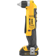 DeWalt DCD740C1 20 Volt 1.5 Ah Max Li-Ion Compact Right Angle Drill Kit