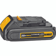 DeWalt DCB201 Battery Cdlss Pack Cmpct 20V