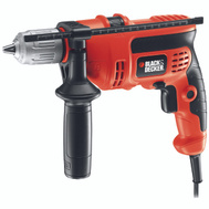Black & Decker DR670 Variable Speed 1/2 Inch Hammer Drill 6 Amp