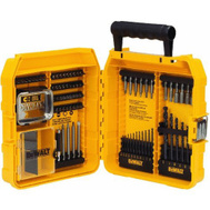 DeWalt DWAMF1280 80 Piece Professional Drilling/Driving Bit Set
