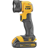 DeWalt DCL040 20 Volt Lithium Led Flashlight (No Battery)
