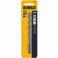 DeWalt DW1122 11/32 By 4-3/4 Inch Black Oxide Coated Drill Bit