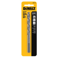 DeWalt DW1123 Drill Bit Black Oxide 23/64 In