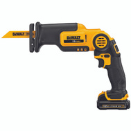 DeWalt DCS310S1 Saw Recip Kit Pivot 9/16In 12V