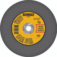 DeWalt DWA3501 7 By 1/8 By 5/8 Abras Wheel