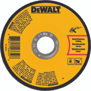 DeWalt DWA8050 4 By.045 By 5/8 Metal Cut-Off Whe