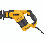 DeWalt DWE357 Saw Recip Cmpct Vs 10A 1-1/8In