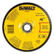 DeWalt DWA4524 7 Inch Grinder Metal Cutting Wheel