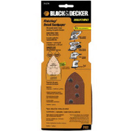 Black & Decker 74-672 Mega Mouse Medium Sandpaper 120 Grit