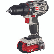 Porter Cable PCCK600LB 20 Volt Lithium 1/2 Inch Drill Driver Kit