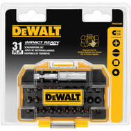 DeWalt DWAX100IR Screwdriver Set Ir Xs 31Pc