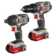 Black & Decker PCCK602L2 Kit Combo 2-Tool Li-Ion 20V