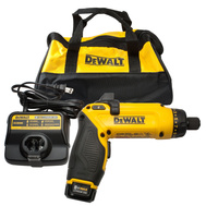 DeWalt DCF680N1 8 Volt Max Lithium Ion Gyroscopic Screwdriver Kit