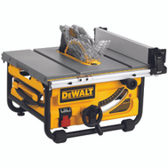 DeWalt DWE7480 Saw Table Compact 10In