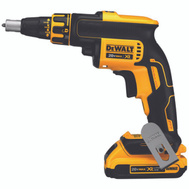 DeWalt DCF620D2 20 Volt MAX XR Li-Ion Brushless Drywall Screwgun Kit