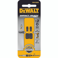 DeWalt DWA1SQ2IR Bit Impact Ready 1In Sq No 2
