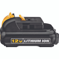 DeWalt DCB127/DCB120 Max 12V Max Lithium Ion Battery Pack