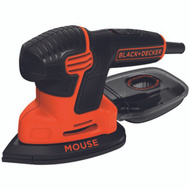 Black & Decker BDEMS600 Sander Detail Mouse Compact