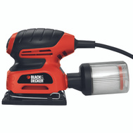 Black & Decker BDEQS300/QS900 1/4 Sheet Sander