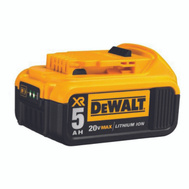 DeWalt DCB205 Pack Battery Lithium Prem 20V