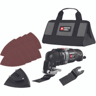 Porter Cable PCE606K 11 Piece Oscillating Multi Tool Kit