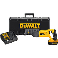 DeWalt DCS380P1 Saw Kit Recpr Max 5.0Ah 20V
