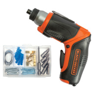 Black & Decker BDCS40BI 4V Lith Screwdriver