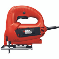 Black & Decker BDEJS300C/JS515 4 Amp Variable Speed Jigsaw With Quick Clamp Kit