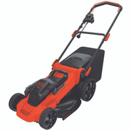 Black & Decker MM2000 Mower Lawn Corded 12Amp 20Inch