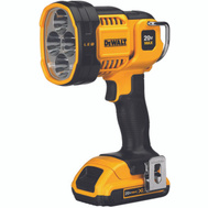 DeWalt DCL043 Spotlight Led Cordless 20V Max