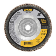 DeWalt DWA8280H DWA8280H Type 29 High Performance Flap Disc, 4-1/2X5/8-11In