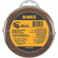 DeWalt DWO1DT801 Trimmer Line.080X50ft