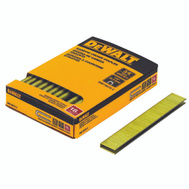 DeWalt DNS18075-2 Staple 18Ga 1/4Crn3/4In (Box Of 2,500)