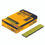 DeWalt DNS18100-2 Staple 18Ga 1/4Crn 1 In (Box Of 2,500)