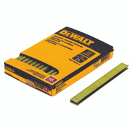 DeWalt DNS18063-2 Staple 18Ga 1/4Crn 5/8In (Box Of 2,500)