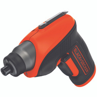 Black & Decker BDCS20C Next Generation Pivot Screw Driver With Smart Select And Rechargeable Lithium Ba