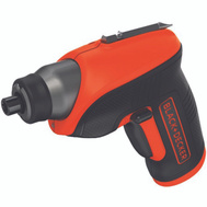 Black & Decker BDCS30C Smart Select Next Generation Lithium Ion Screwdriver