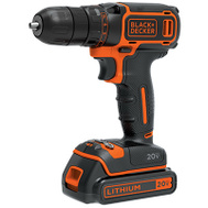 Black & Decker BDCDD120C Drill/Driver Single Speed 20v