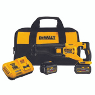 DeWalt DCS388T2 Saw Recip 60V Brshls 2Batt Kit