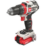 Porter Cable PCCK607LB Drill/Driver Brshls 1/2In 20V