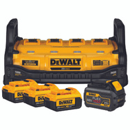 DeWalt DCB1800M3T1 Power Port 20V 1800W Station K