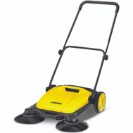 Karcher 1.766-303.0 Sweeper Push Outdoor Adj Hgt