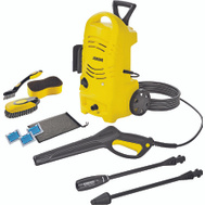 Karcher 1.602-315.0 1600 PSI Pressure Washer With Car Care Kit