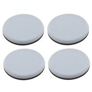 National Hardware S845-481 Stanley Self Adhesive Furniture Sliders 2 Inch Round 4 Pack