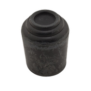 National Hardware S846-154 Stanley 7/8 Inch Black Rubber Leg Tips 4 Pack