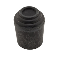 National Hardware S846-164 Stanley 1 Inch Black Rubber Leg Tips 4 Pack