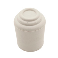 National Hardware S849-871 Stanley 3/4 Inch White Rubber Leg Tips 4 Pack